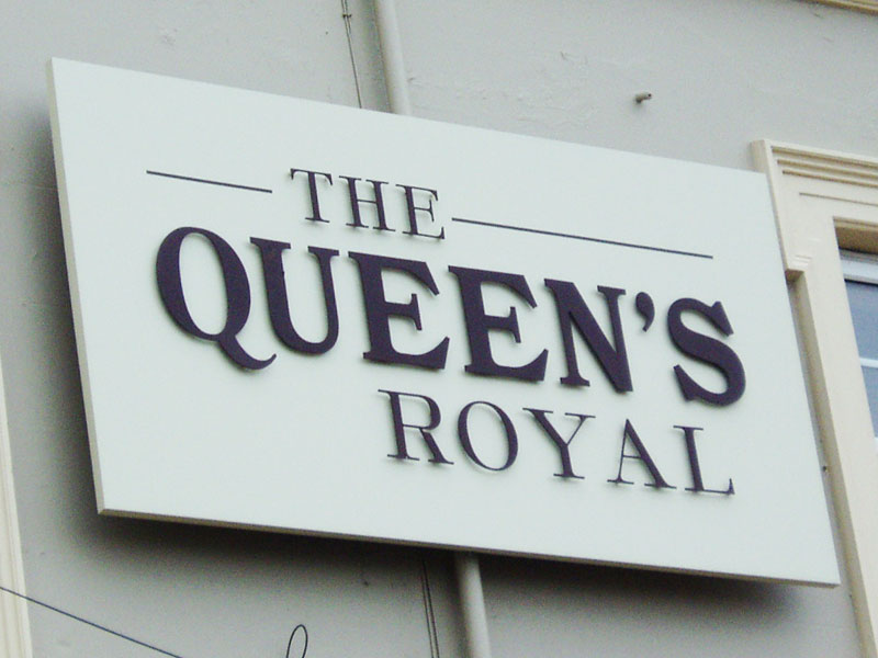 The Queens Royal Hotel